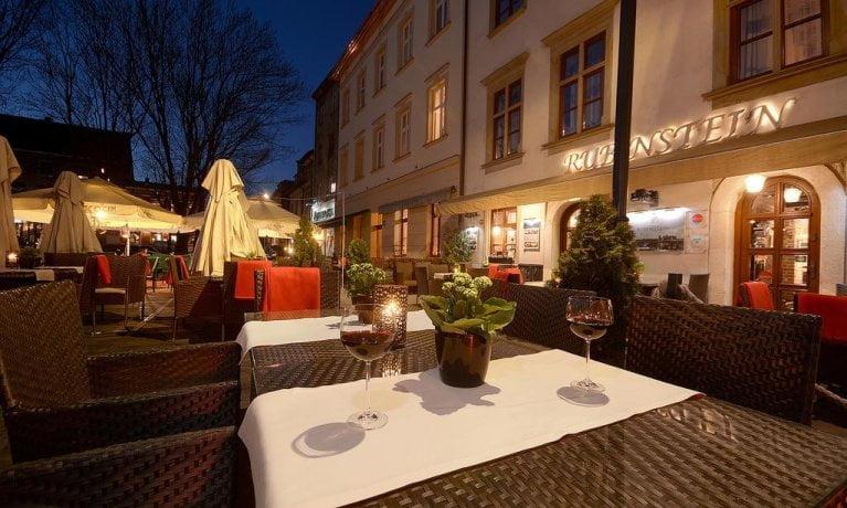 Hotel Rubinstein à Cracovie histoire juive