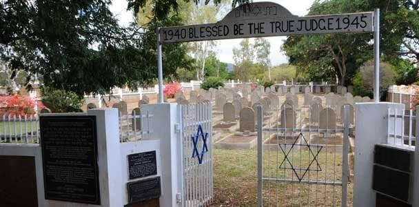 Déportation des Juifs à l'ile Maurice