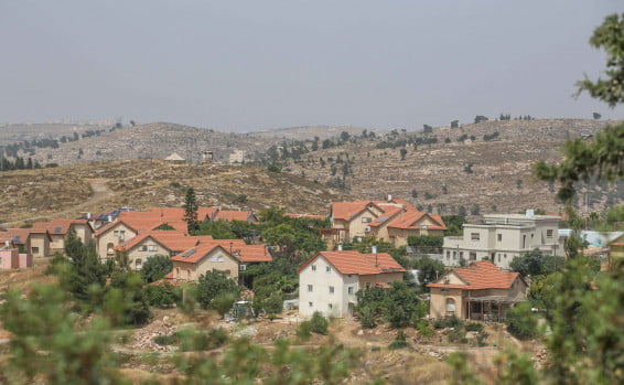 470 000 Juifs de la Judée Samarie pourraient se retrouver dans l'oeil du cyclon