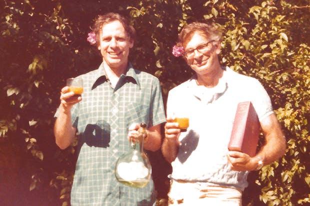Daniel Kahneman et Amos Tversky.