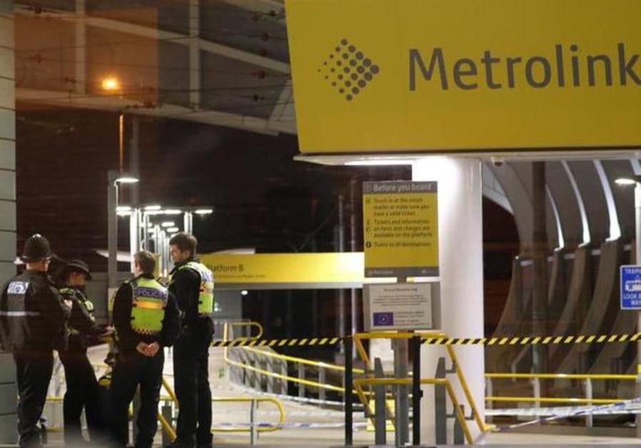 un couple juif harcelé par un Palestinien dans un train en Angleterre
