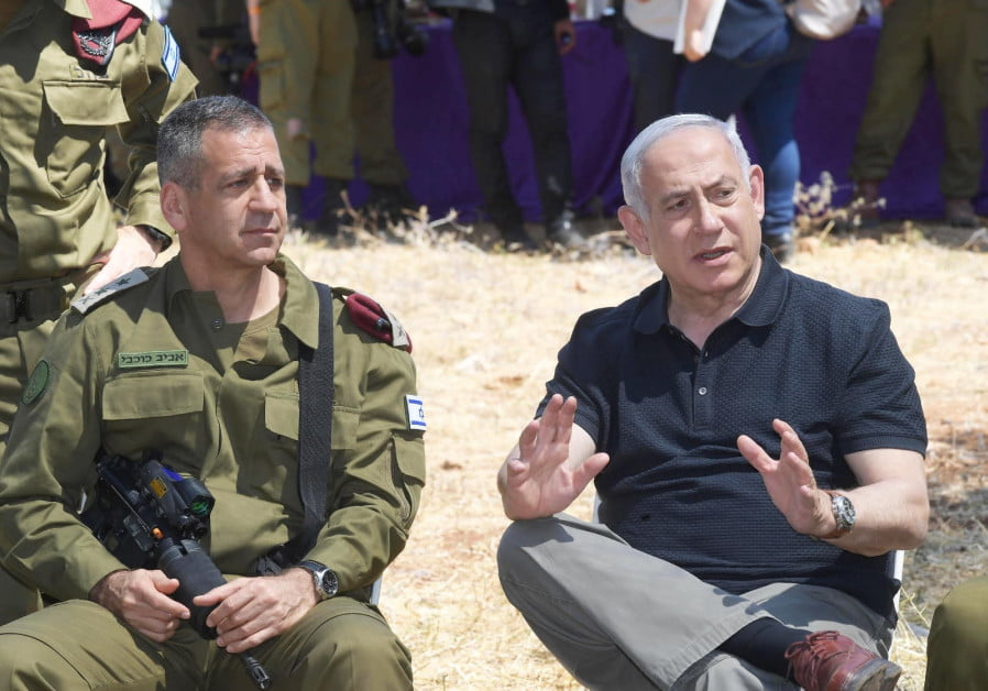 https://www.jpost.com/Israel-Elections/Israeli-PM-Netanyahu-wanted-to-postpone-elections-for-a-war-in-Gaza-601892