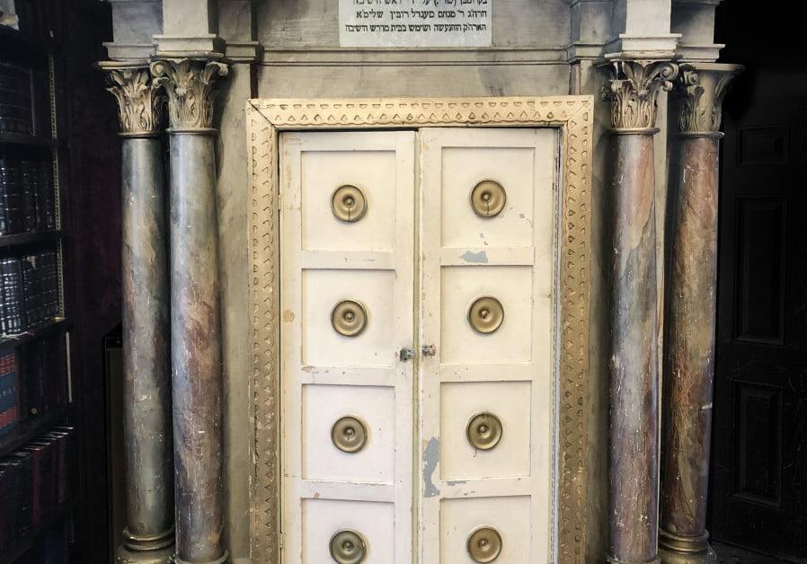 L'arche historique de la Torah de Krumbach cherche un nouveau propriétaire