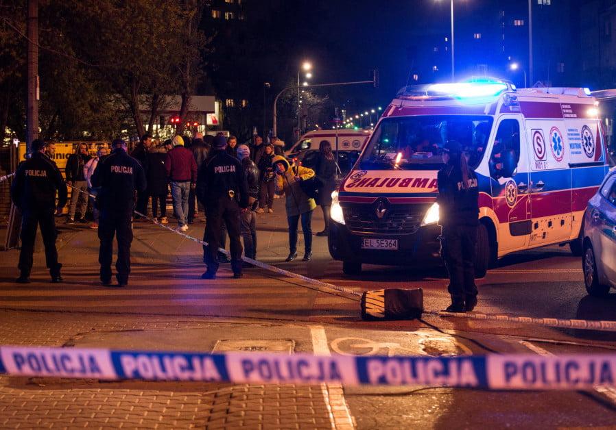 Agressions antisémites contres des jeunes israéliens par des jeunes qataris  à Varsovie