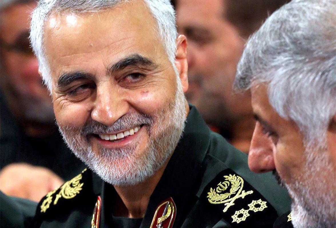 Kassem Suleimani. L'Iran est considéré comme un orfèvre prospère