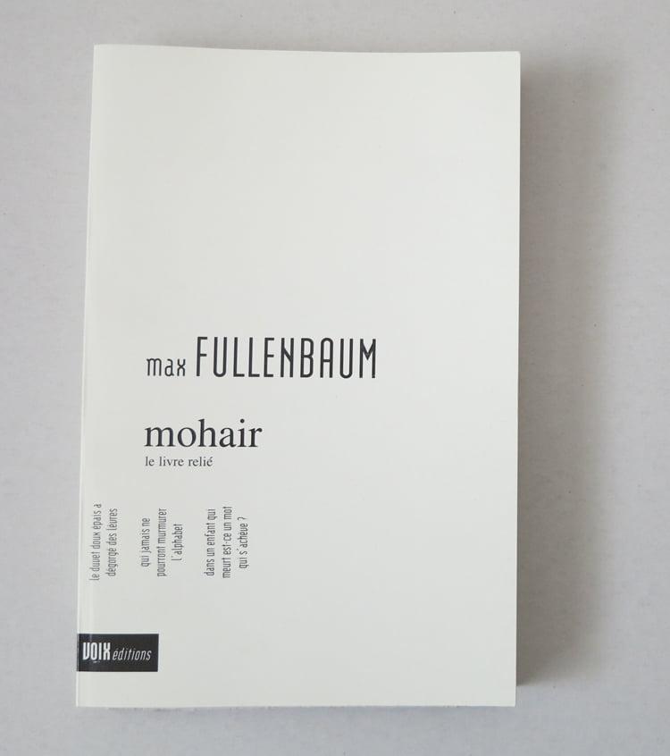 La Shoah et son sinistre : Max Fullenbaum ou les mots pour le dire