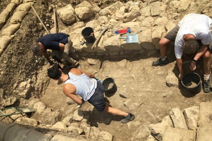 Des archéologues israéliens auraient découvert le village biblique d'Emmaüs.