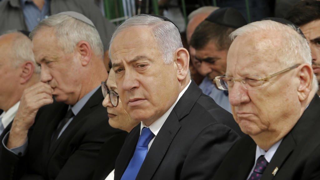 Le soutien des partis arabes à Gantz , la crise historique en Israël