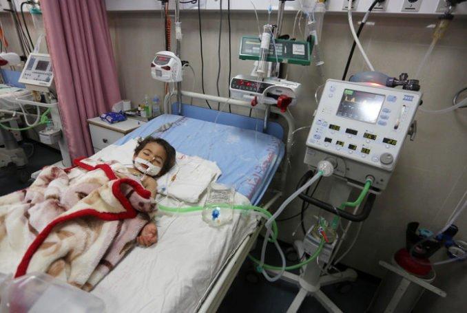 l'Autorité palestinienne refuse la construction d'un hôpital à Gaza