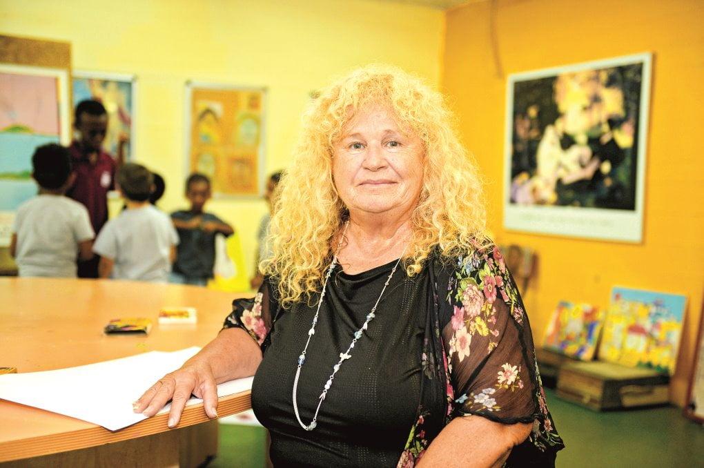 """""""L'art et les enfants sont ma vie"""" Deborah Eis"""