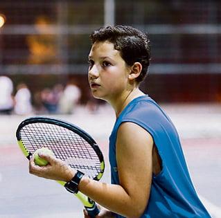 Les enfants israéliens ne sont pas très en forme