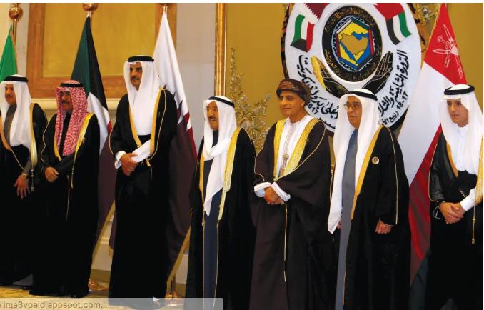 L'envoyé de l'ARABIE SAOUDITE et d'autres États du Golfe se réunissent au Koweït en 2017