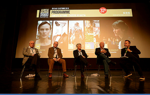 Le cinéma Corse met en lumière les hommes de l'ombre des services de renseignement  israèlien