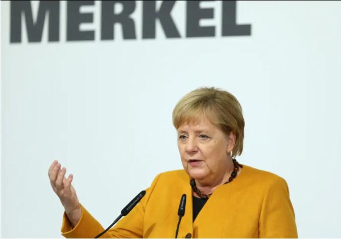 Angela Merkel disqualifiée pour le prix de Theodor Herzl