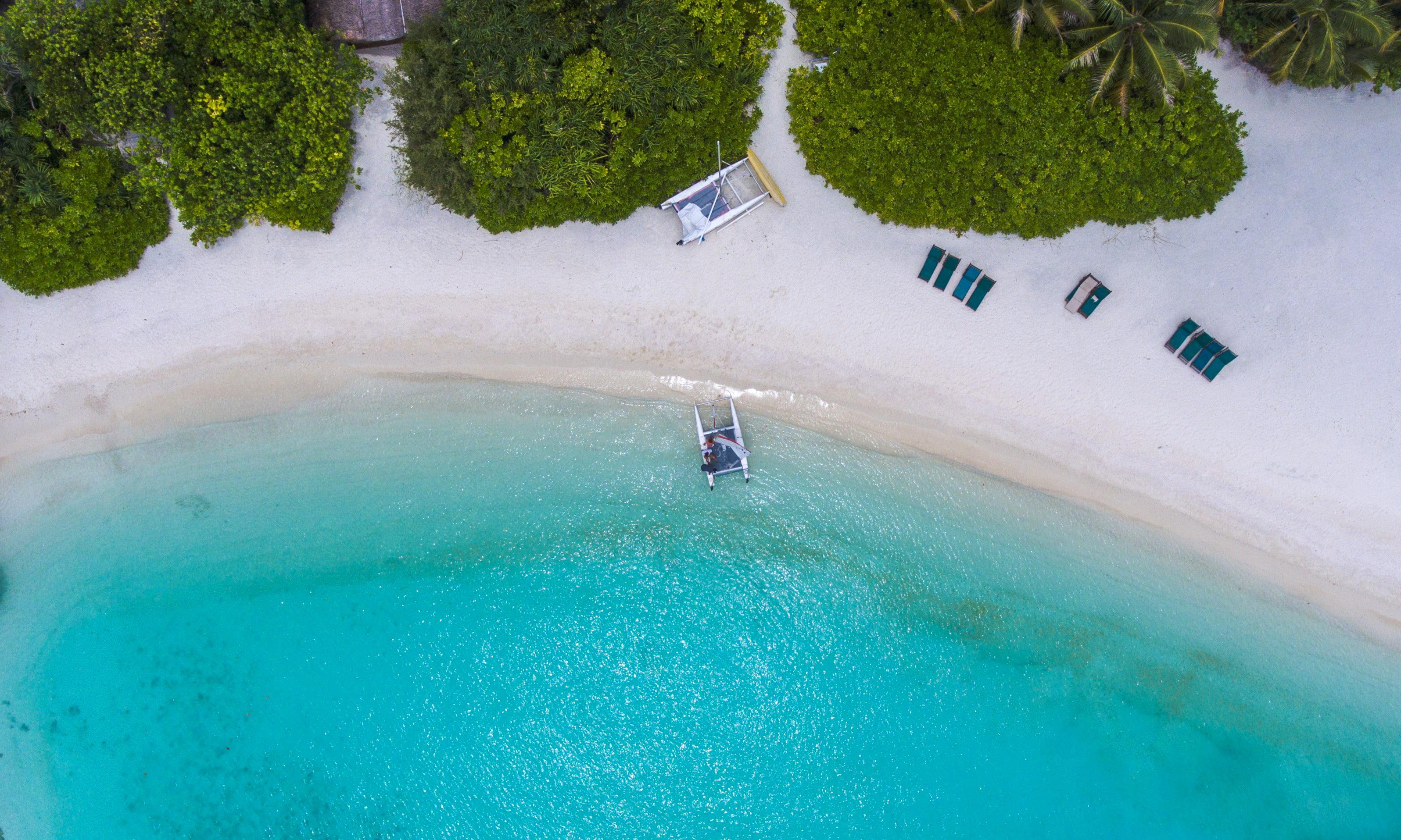 Makunudu Les Maldives en 2019 ? La destination est de nouveau en vogue