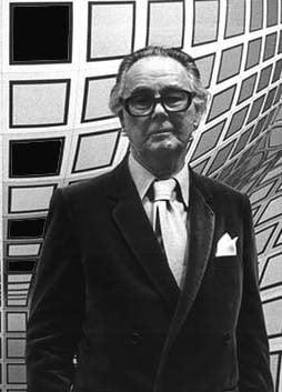 Victor Vasarely.