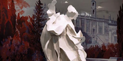 "Rachel Feinstein, ""Maiden, Mother, Crone"", Jewish Museum, New York"