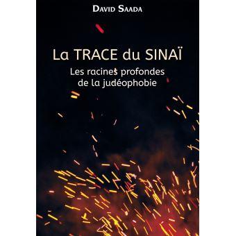 Les traces du Sinaï de David Saada