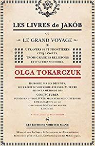 Les livres de Jacob de Olga Tokarczuk