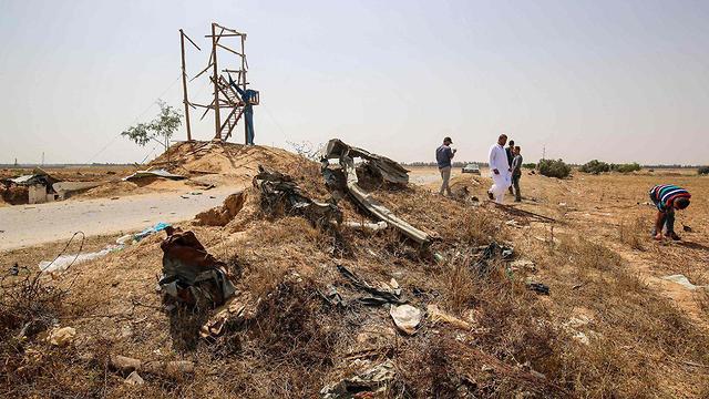 Le Hamas attaqué par les FDI