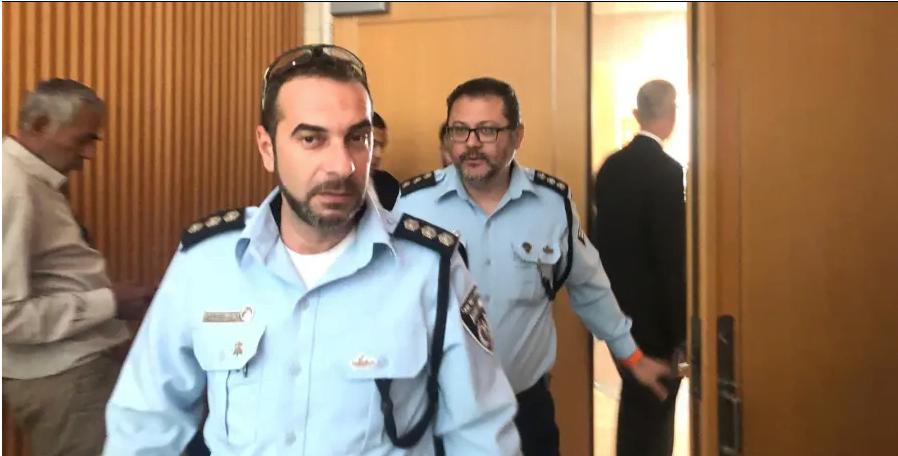 un franco-israélien s'immole par le feu en pleine salle d'audience