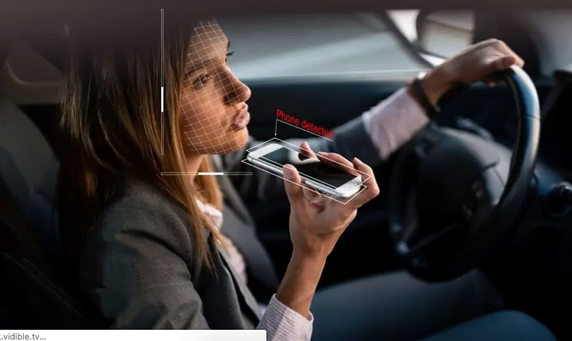 détecteur de distraction au volant