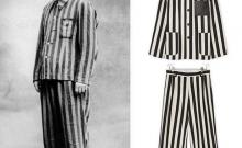 mode concentrationnaire pour la marque de luxe espagnole Loeba
