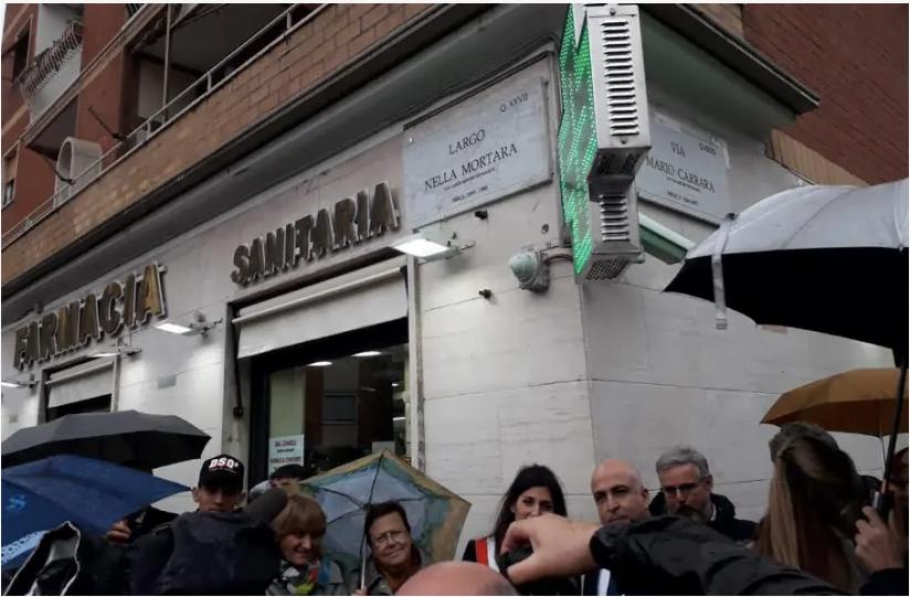 Trois rues de Rome baptisées du nom de scientifiques italiens qui ont signé le Manifeste antisémite della Razza en 1938 ont été consacrées à deux pionnières érudites juives et à un professeur antifasciste le 21 novembre 2019.
