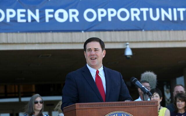L'État de l'Arizona ouvreun bureau de commerce et d'investissement en Israël.