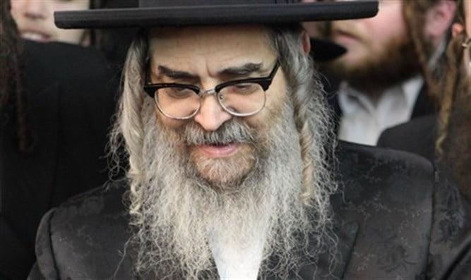Satmar Rebbe