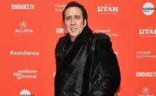 Cinéma: Nicolas Cage va jouer le rôle de sa vie