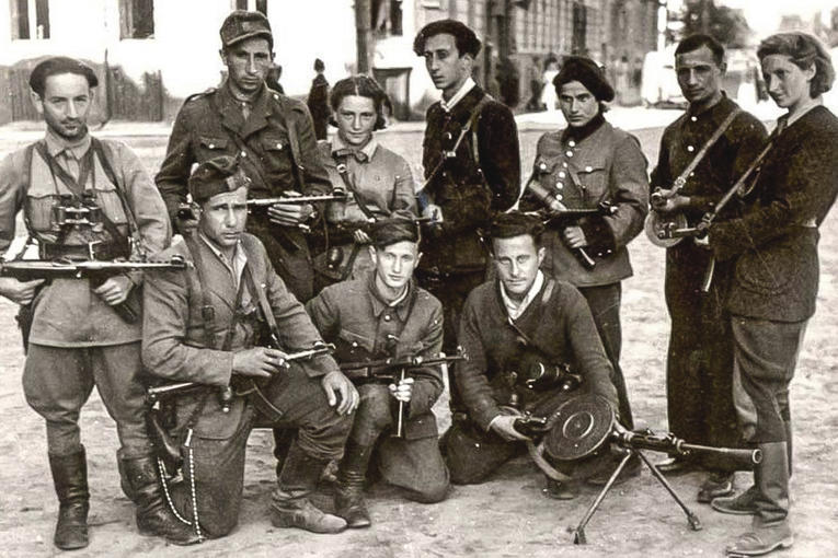 les vengeurs juifs de la Shoah