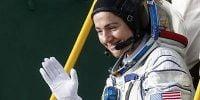 L'astronaute juive, Jessica Meir, poste des photos d'Israël  prises de l'espace