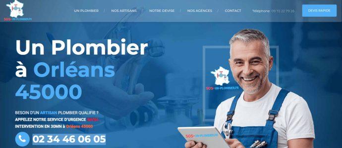 02 34 46 06 05 plombier dans Orléans
