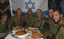 thanksgiving en Israël