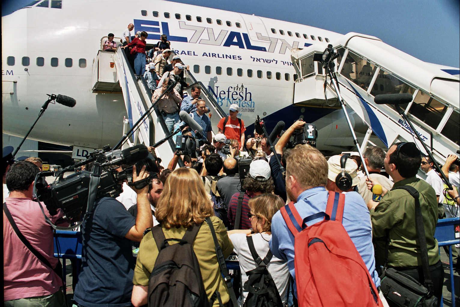 86% des immigrants qui ont reçu la nationalité israélienne ne sont pas juifs
