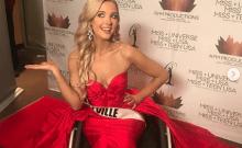 Et si la prochaine Miss América c'était elle
