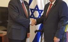 Israël et le Guatemala la zone de libre échange est ouverte