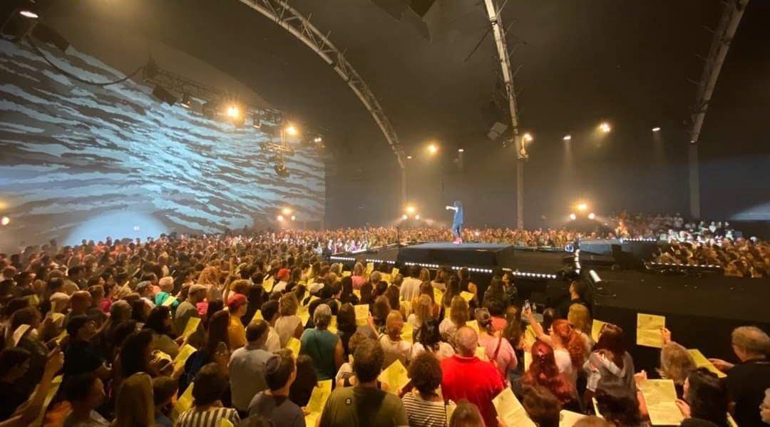 Koolulam in concert israel et bresil