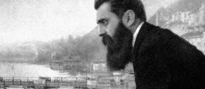Theodor Herzl et Jacob un même combat pour revenir à la terre promise