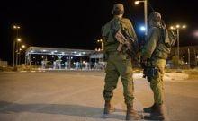 Des soldats de Tsahal ont aider à faire passer des armes dans les territoires palestiniens