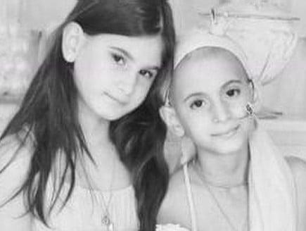 Israéliens donnent aux enfants atteints d'un cancer