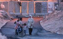 Abu Dis capitale de la future Palestine
