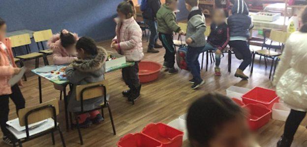 menace d'électrocution dans un jardin d'enfants en Haute Galilée