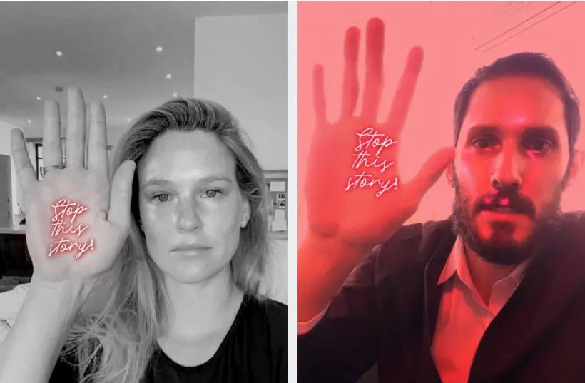 La lutte contre l'antisémitisme devient virale avec la campagne «Stop this Story»