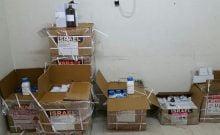 Ali Express chine en Israel danger coronavirus