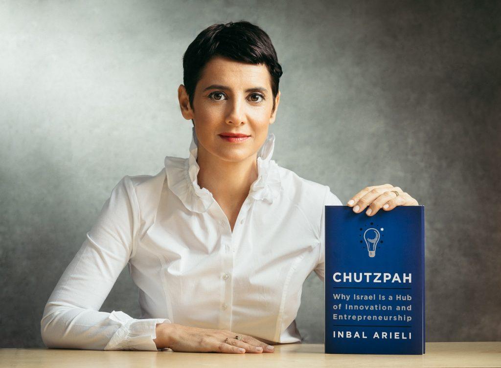 La réussite de la start-up nation commence dans la cour de récréation avec la Chutzpah