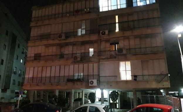 Victor Boublil entrepreneur à Bat Yam immeuble effrondrement imminent