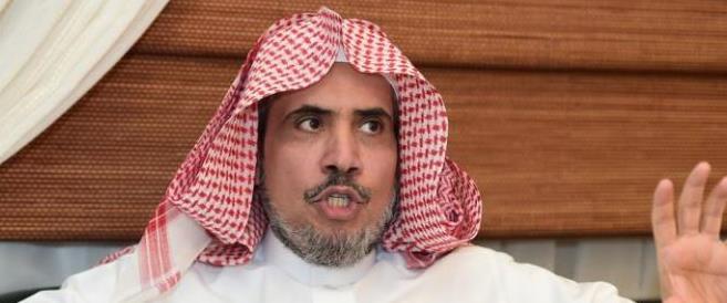 Arabie saoudite un cheik part en visite au camp