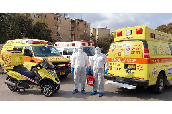Coronavirus en Israël bat yam 28